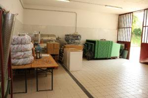 Wine production zone